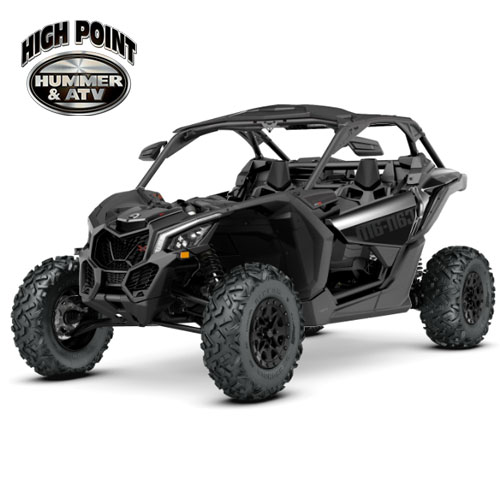 Can-Am Maverik X-3 Turbo 2-Seat - CLICK FOR DETAILS