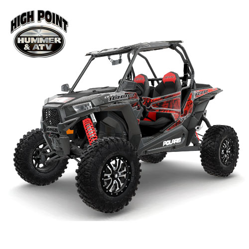 Polaris RZR 1000 2-Seat - CLICK FOR DETAILS