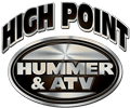 High Point Hummer Logo 2018