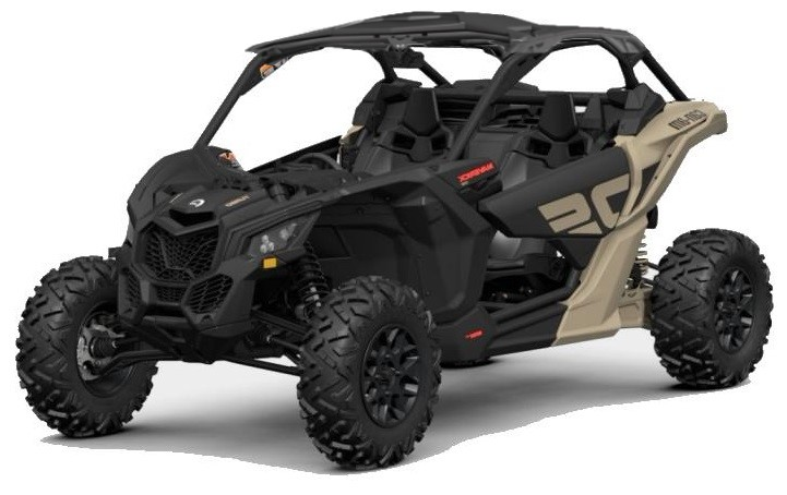2021 2 Seat Can-Am DT