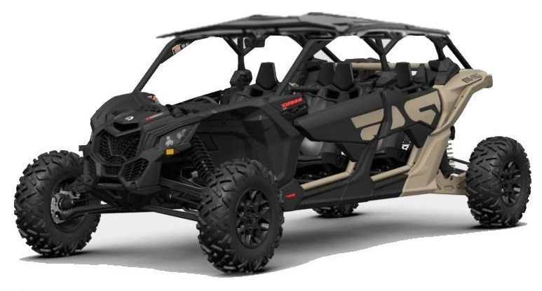 2021 4 Seat Can-Am DT