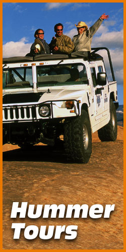 High Point Hummer Tours