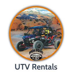 UTV Rentals Button